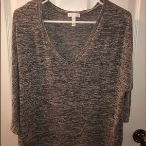 Leith gray sweater from Nordstrom!